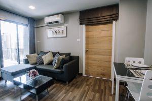 ห้อง 1 Bedroom Extra
