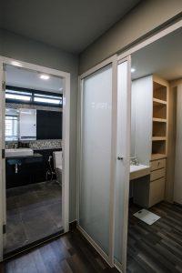 ห้อง Duplex 2 Bedroom (Corner)